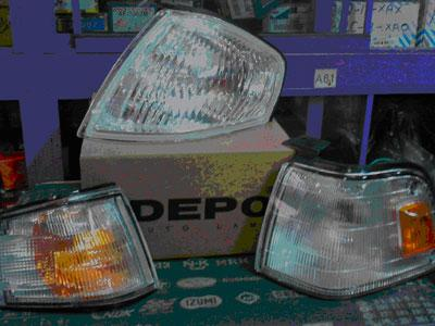 DEPO BRAND LAMPS